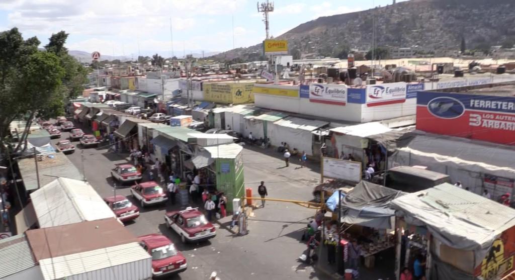 Confirma edil de Oaxaca que líderes se oponen al cierre de Merca de Abastos