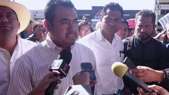 Se mantendrá boicot a eventos de Alejandro Murat si no hay respuesta: Sección 22