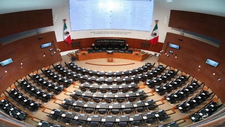 Senado aprueba en lo general Consulta Popular y Revocación de Mandato