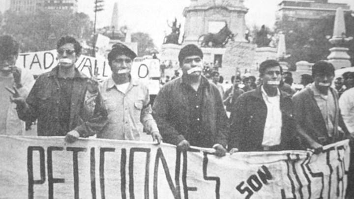 Sócrates A. Campos Lemus: Movimiento Estudiantil 1968 / Parte I