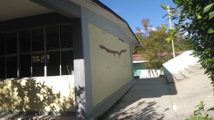 Inicia IOCIFED reconstrucción de centros educativos en la Mixteca