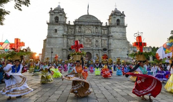 Todo listo para conmemorar el 486 aniversario de la Ciudad de Oaxaca. –  Rosy Ramales