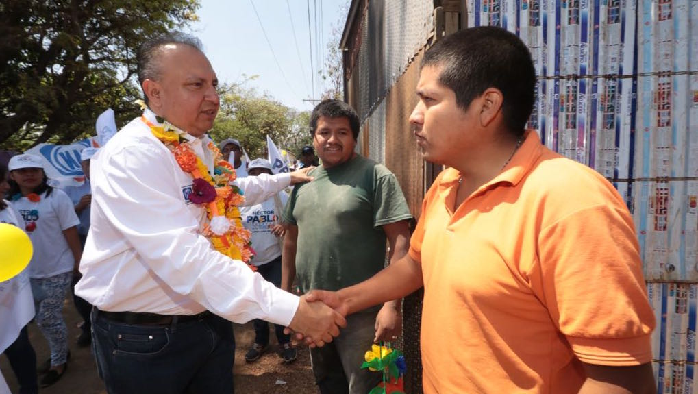 Perfil de Héctor Pablo y Perla, candidatos al Senado por la coalición «Por México al Frente»