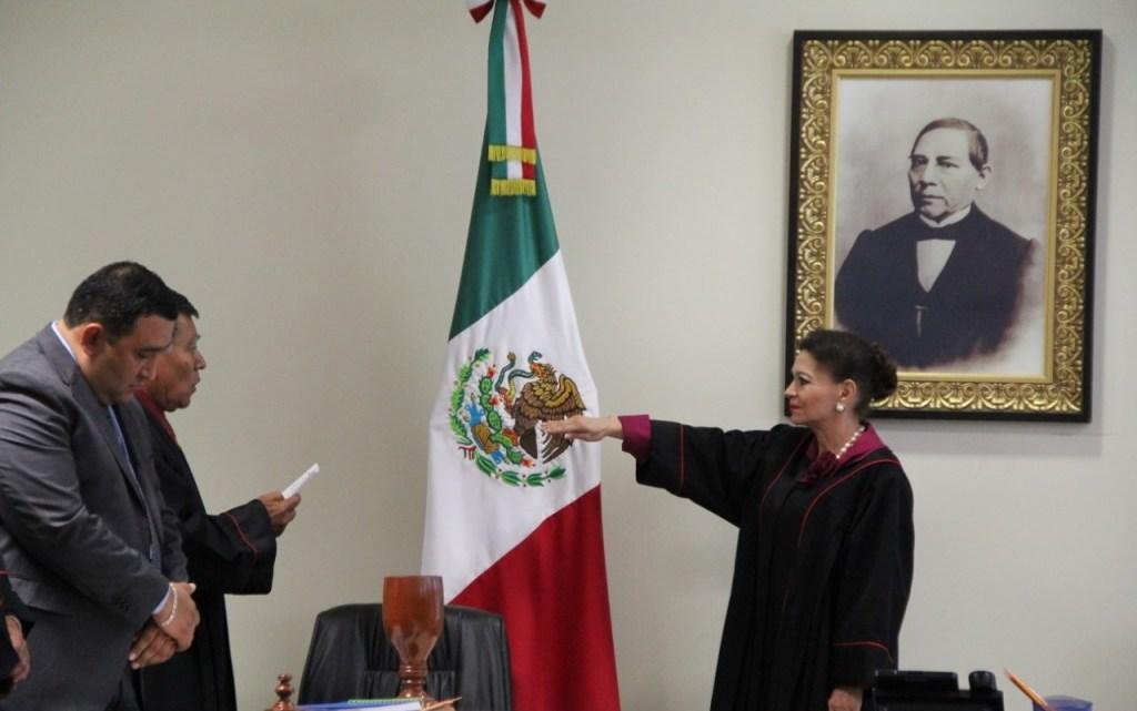 Designan a María Eugenia Villanueva como nueva titular del Poder Judicial