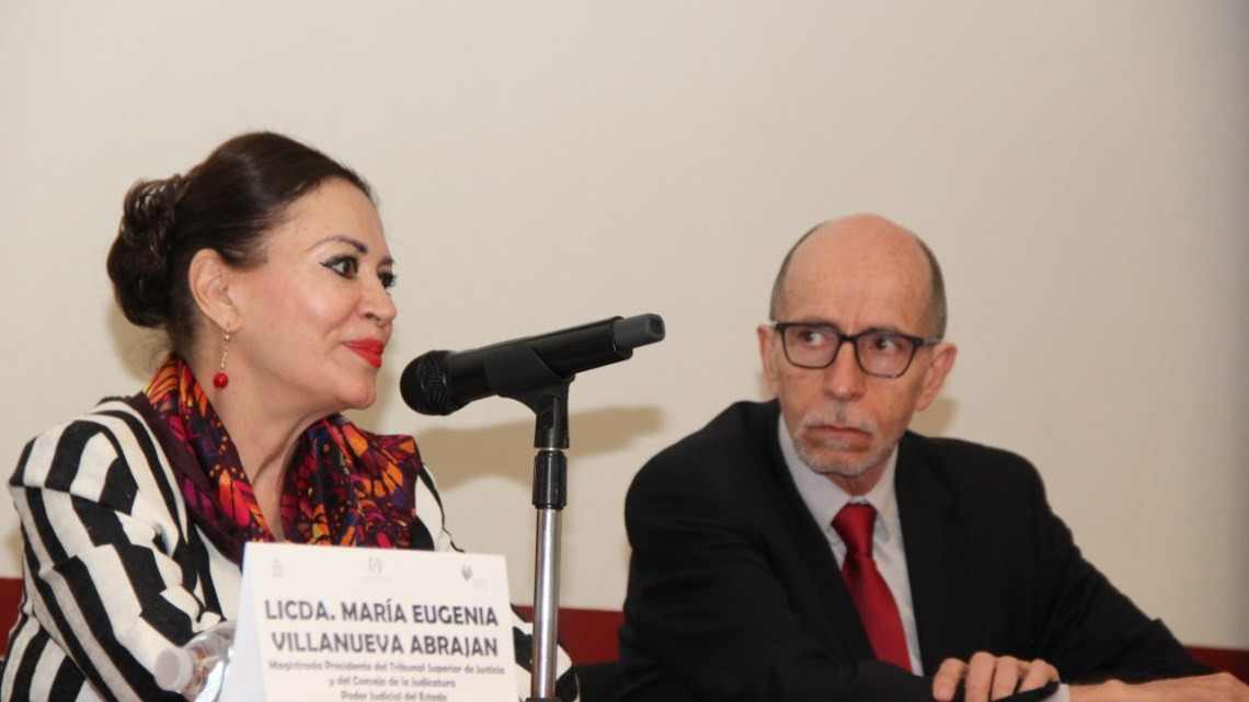 Poder Judicial y Fiscalía General unifican criterios para garantizar derechos humanos del sentenciado