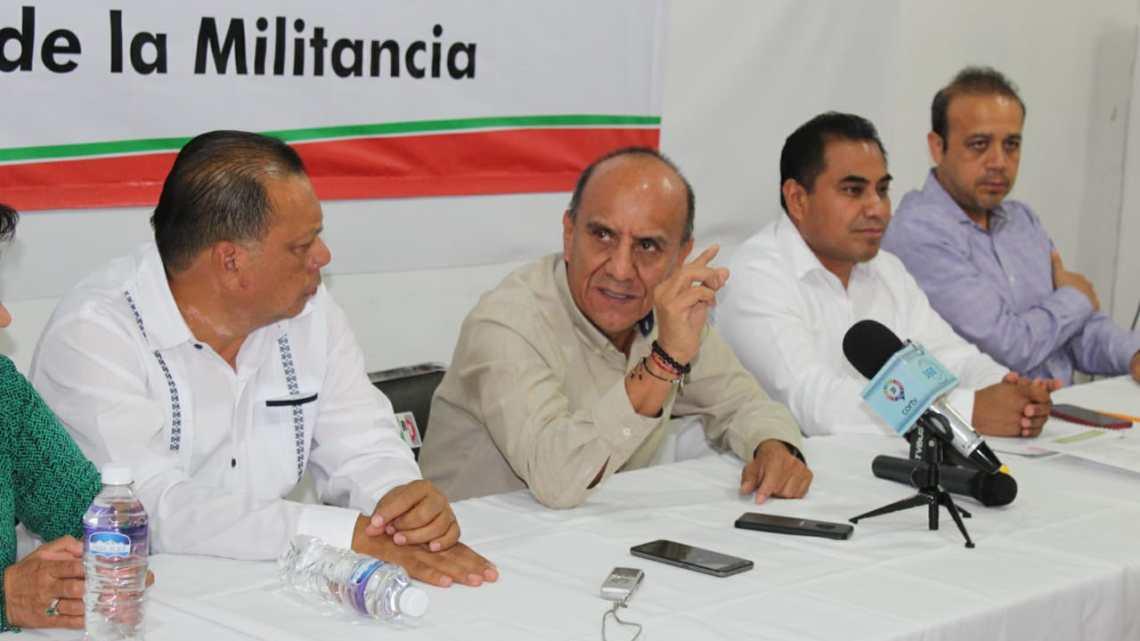 Arranca 'Jornada Nacional de Afiliación  y Refrendo de la Militancia' en Oaxaca; de 300 mil