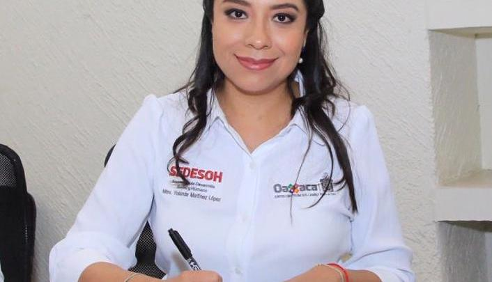 """""""No quiero un cargo de elección popular"""": Yolanda Martínez"""