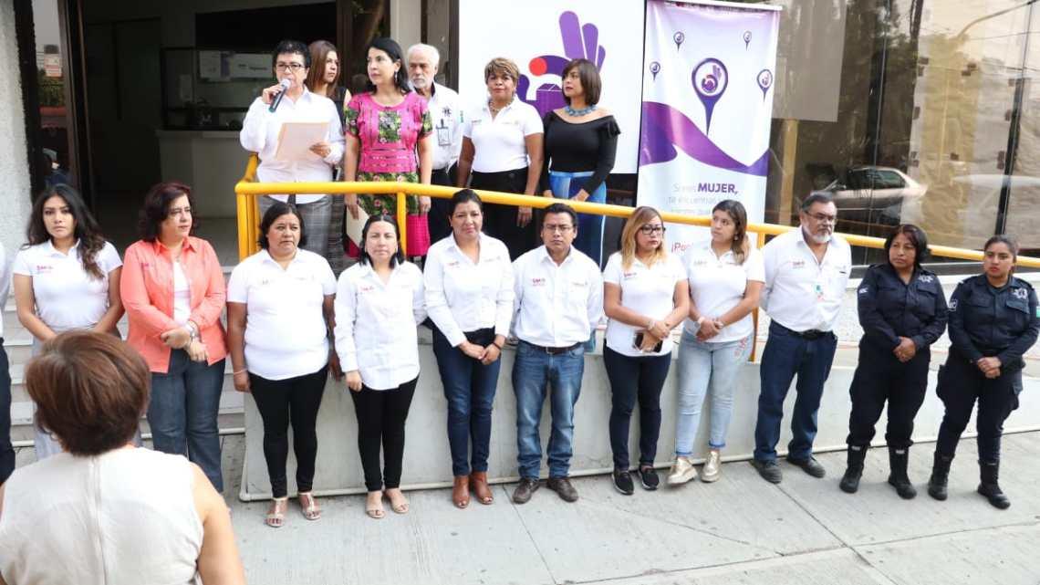 Instrumenta SMO estrategias contra violencia contra las mujeres en las calles
