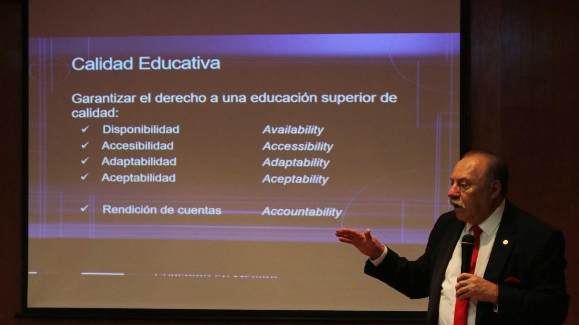 UABJO hacia la construcción del Modelo Educativo