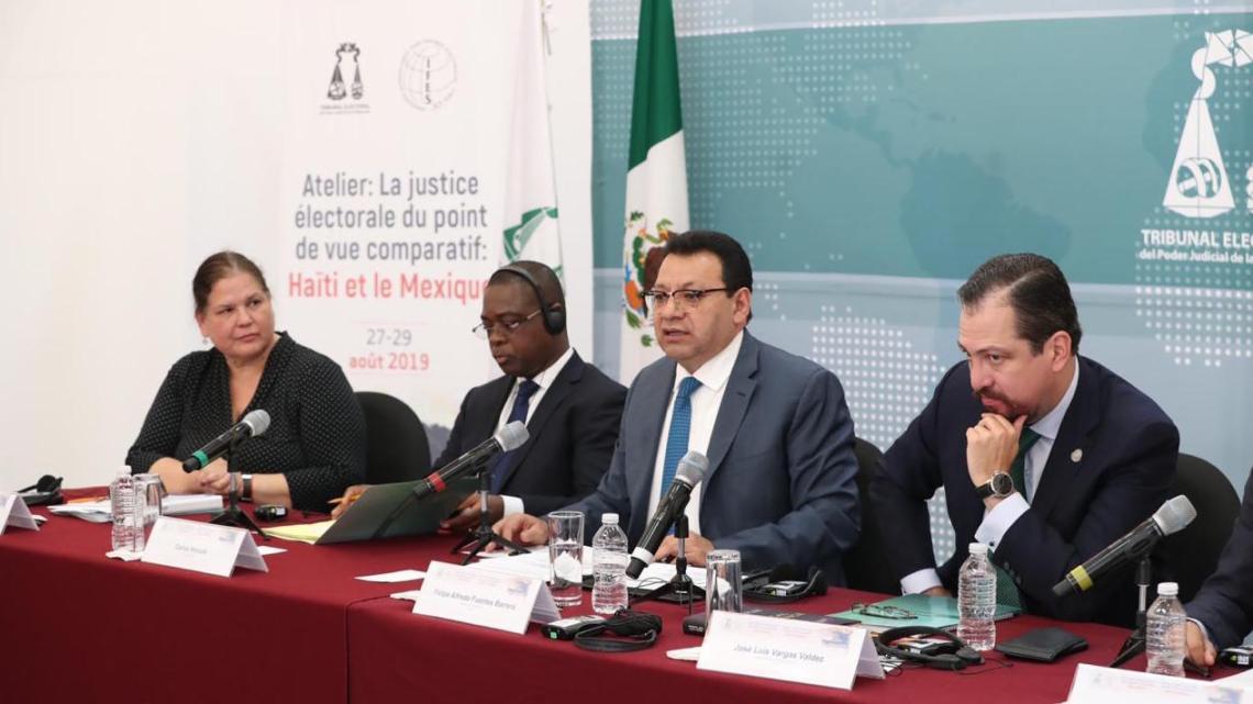 Resoluciones del TEPJF no están condicionadas por la política, afirma el magistrado Felipe Fuentes Barrera