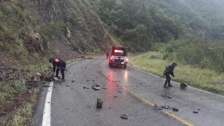 SSPO mantiene activo el Plan Estatal de Auxilio a la Población ante afectaciones por lluvias
