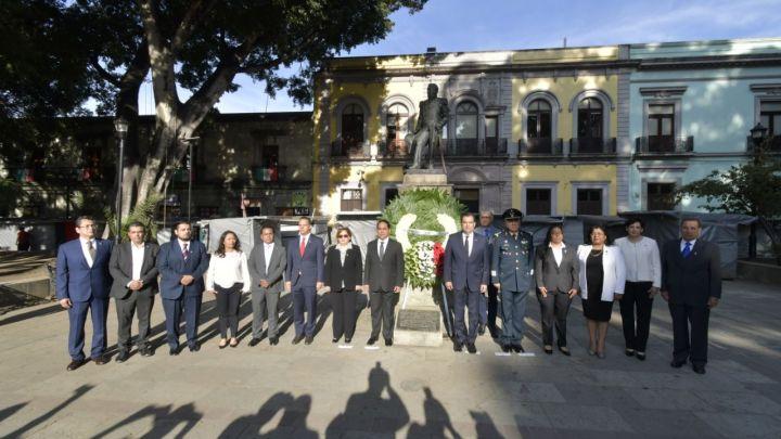 Rememora Ayuntamiento capitalino gesta heroica de la Batalla del Molino del Rey