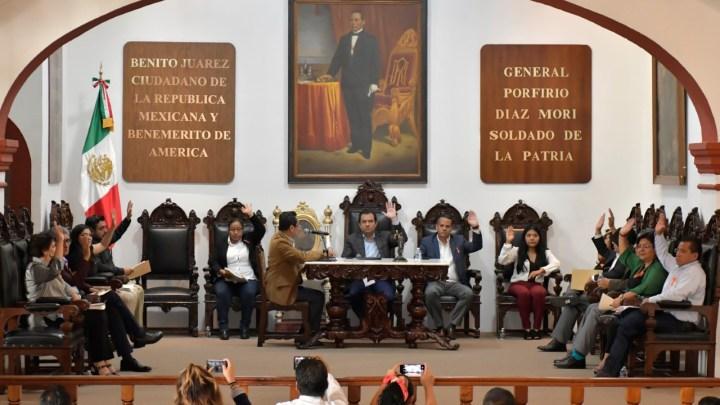 Las sesiones de Cabildo de Oaxaca de Juárez  se transmitirán vía las plataformas digitales de la CORTV, y en las redes sociales del Ayuntamiento