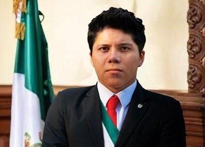 Algún día me gustaría ser Presidente de México: Víctor Torres López