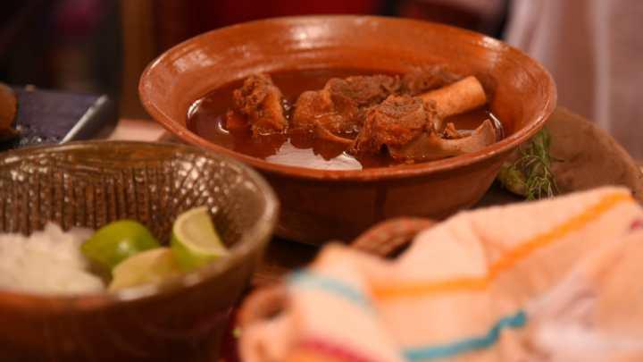 Festival del Mole de Caderas en Huajuapan