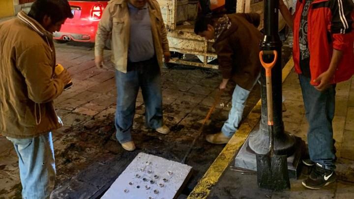 SAPAO ejecuta acciones de monitoreo y limpieza en la infraestructura sanitaria y pluvial de la capital oaxaqueña