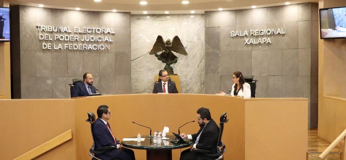 Sala Xalapa aprobó una propuesta de jurisprudencia en Sistemas Normativos Indígenas, y nueve de tesis diversas