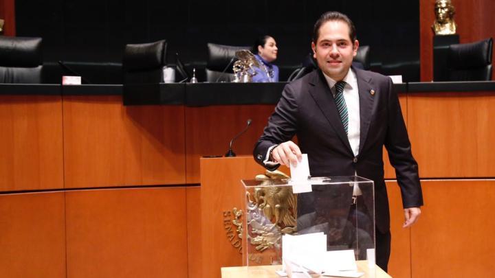 Dar claridad a la votación por cédula, plantea el senador Raúl Bolaños Cacho