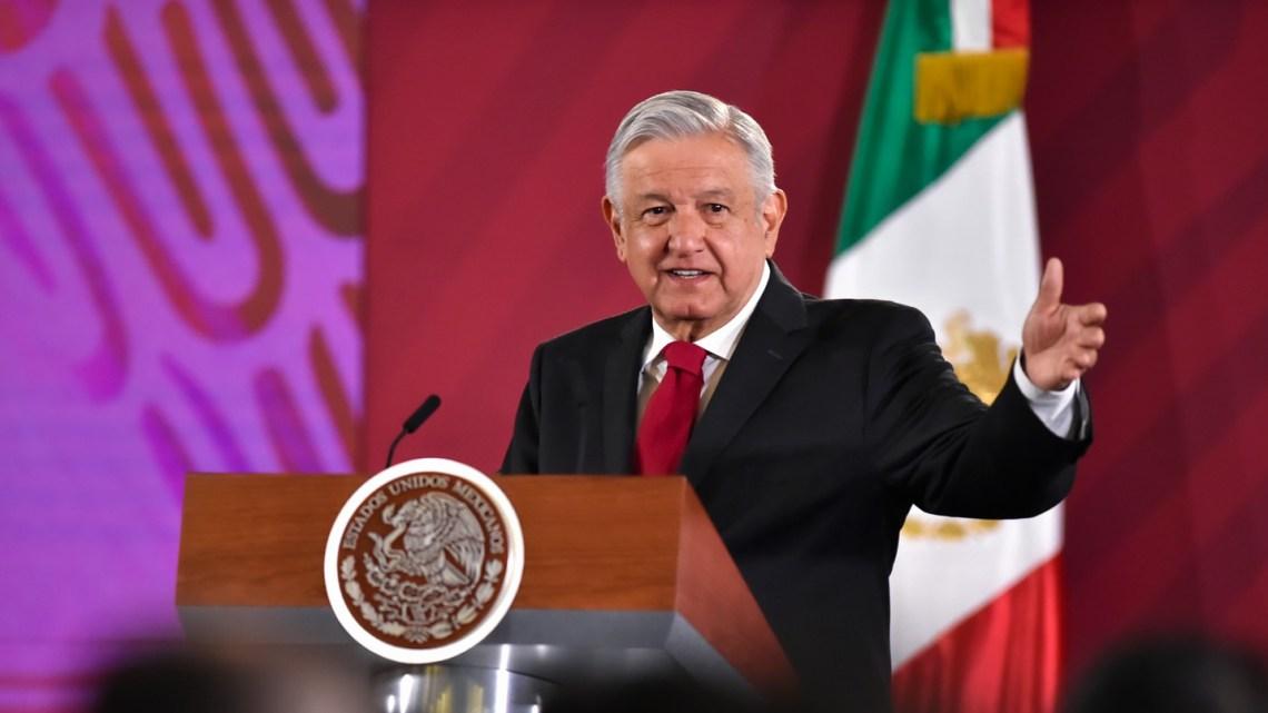 No habrá tregua a la corrupción, dice presidente AMLO sobre detención de Emilio Lozoya