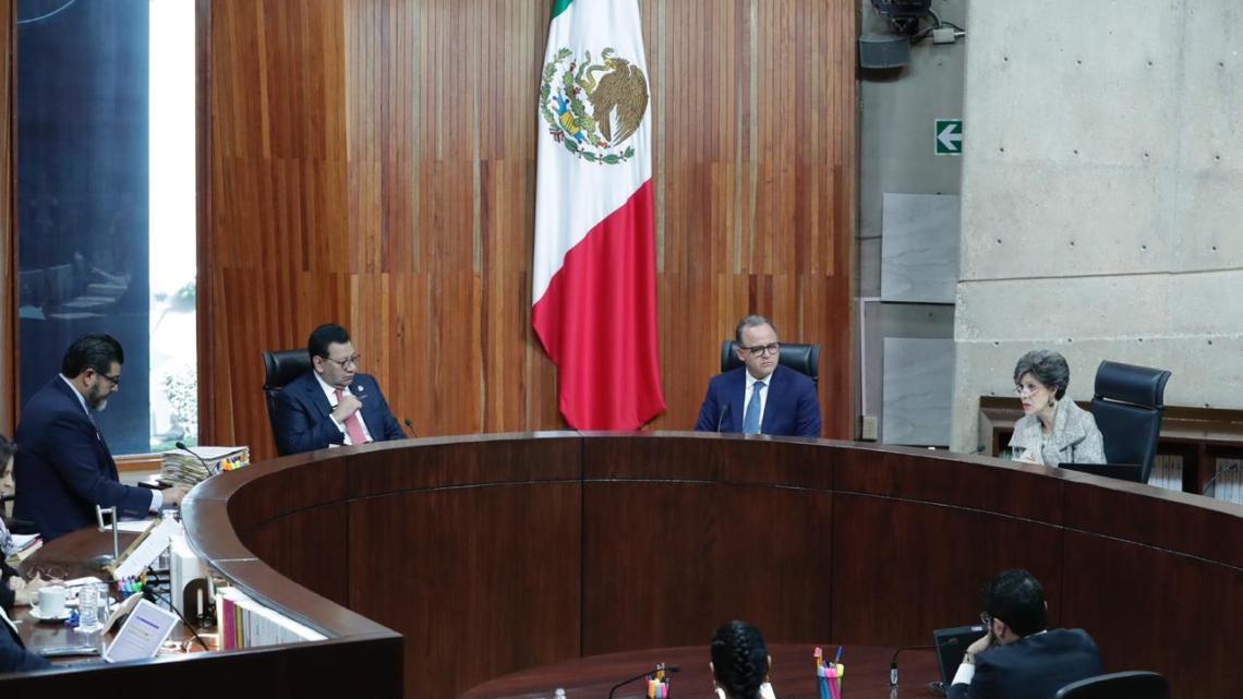 El TEPJF confirma medidas cautelares por promoción personalizada del presidente de la República