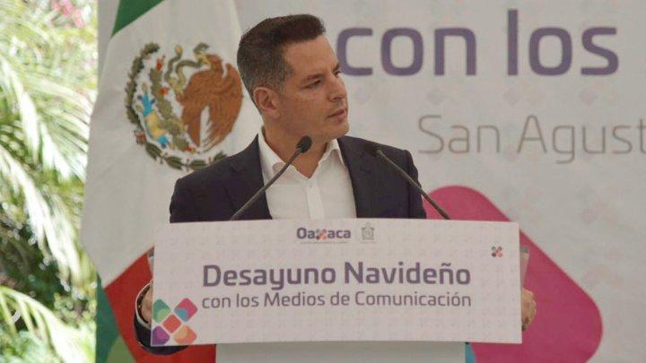 CRÓNICA EXPRÉS: Alejandro Murat revela cómo serían los próximos cambios en su gabinete