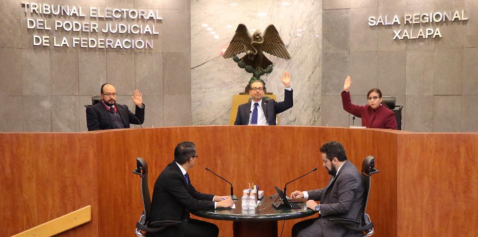 Sala Xalapa ordena al IEEPCO llevar un registro de ciudadanos que no cumplen con un modo honesto de vivir, para lo que proceda en próximas elecciones