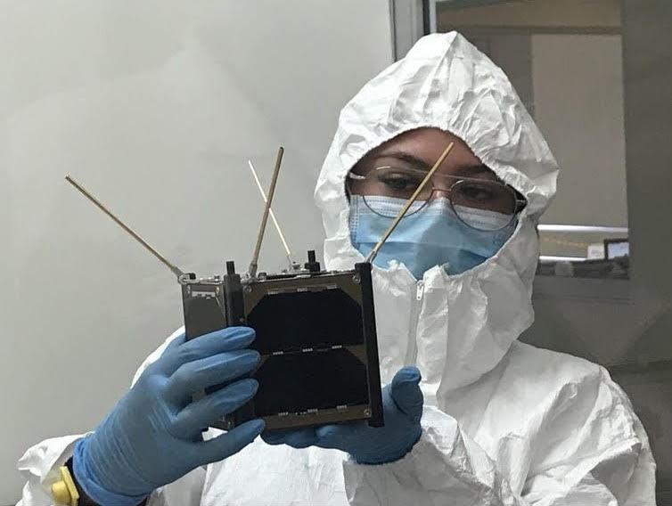 Listo el lanzamiento del Nanosatélite mexicano AZTECHSAT-1