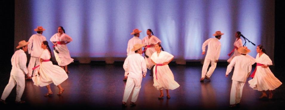 Convocan formar parte de la Compañía de Danza Costumbrista