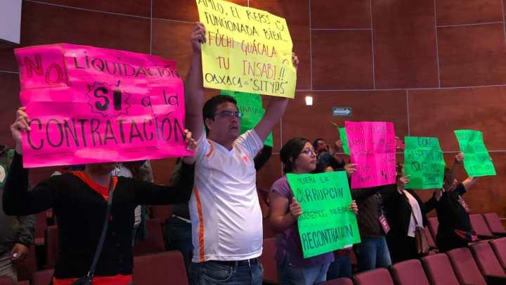 SSO no re-contratará a ex trabajadores del Seguro Popular; es tema Federal: Donato Casas