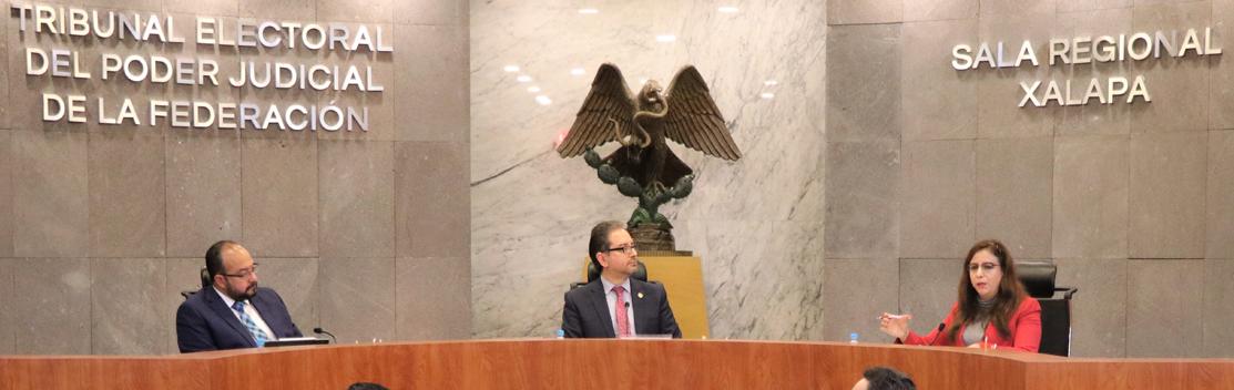 Sala Xalapa confirmó validez de la elección de Santa María Chilchotla