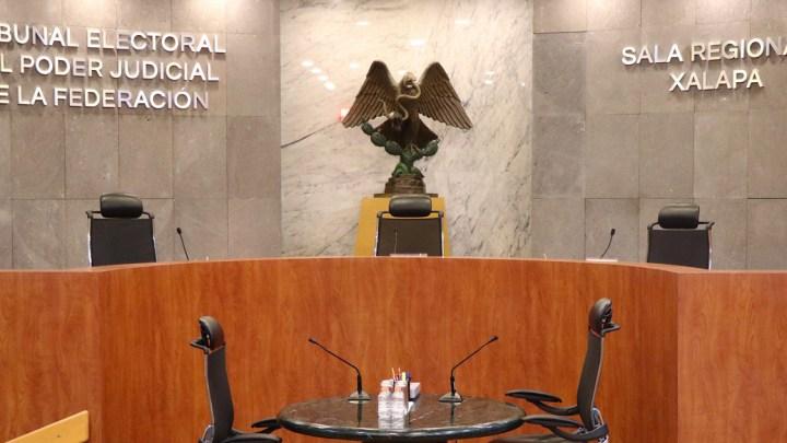 Sala Xalapa modifica lineamientos para audiencias de alegatos