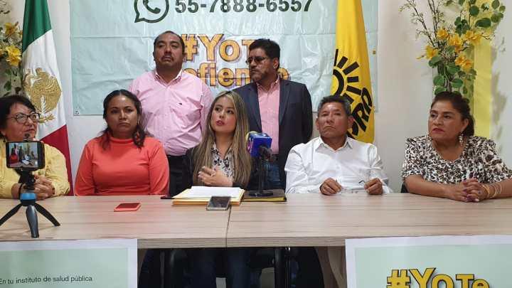 PRD presenta amparos ante desabasto de medicamentos en el país