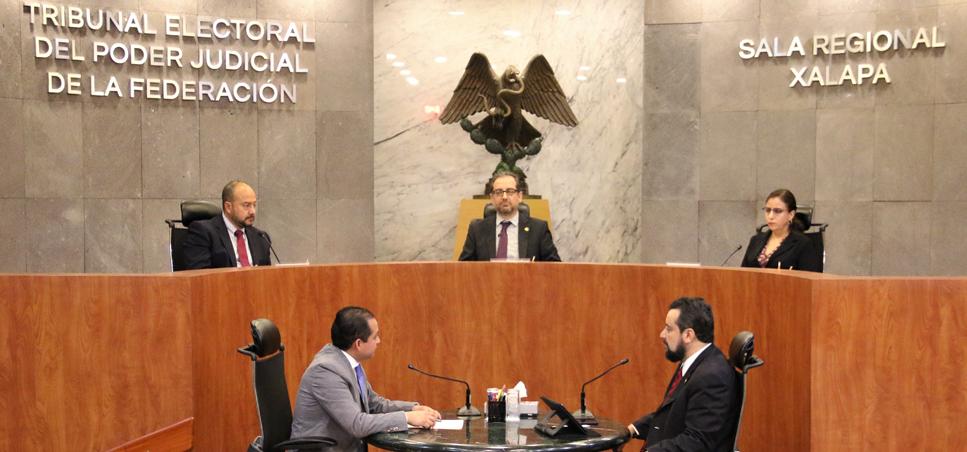 Sala Xalapa confirma validez de la elección ordinaria de concejales de San Pablo Coatlán, Oaxaca