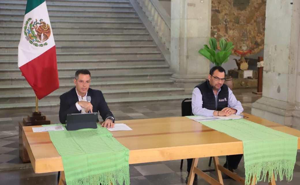 Gobernador anunció el inicio de la fase dos en Oaxaca, de coronavirus; pide distanciamiento y sana distancia