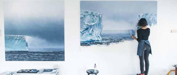 Forman 2017 ZariaWorking Icebergs 1