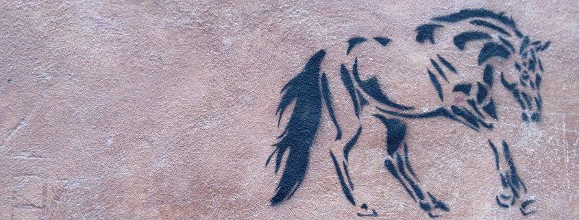 horse art wall learning work skills future learnability leadership rotana ty