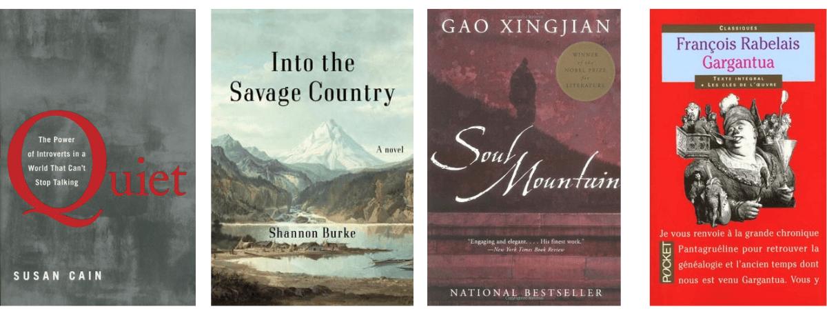 four timeless exploratory books 1