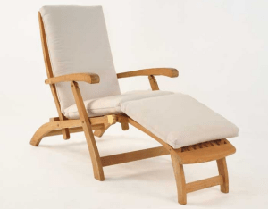 Classic Teak Steamer Chair
