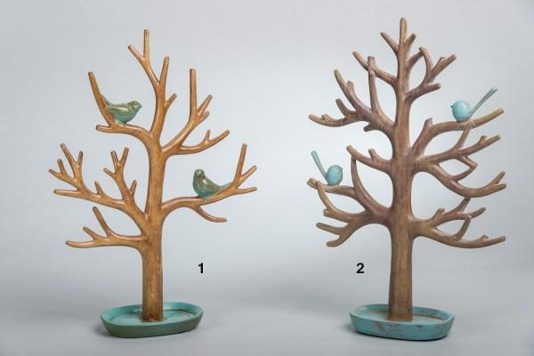 Дерево с птицами
