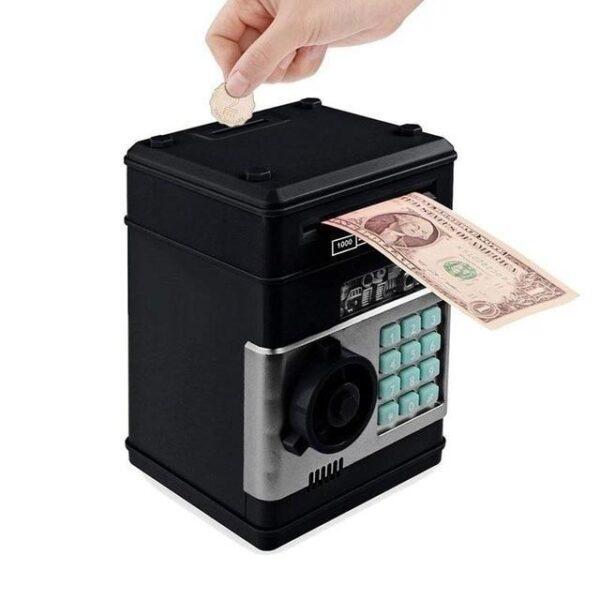 PIGGY BANK DEPOSIT BOX