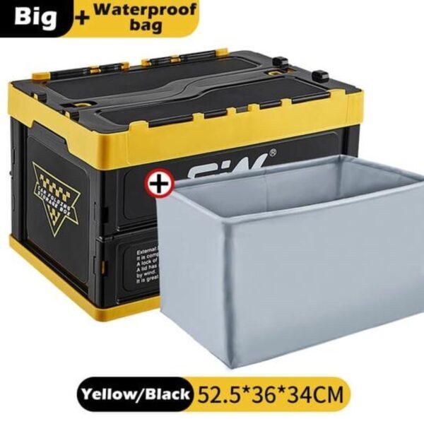 Car Folding Storage Box,Multi-Function Storage Box