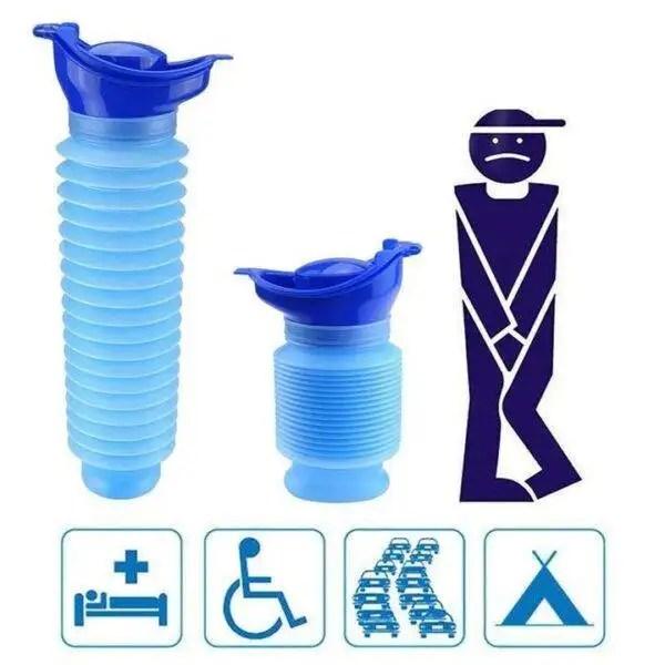 Emergency Urinal