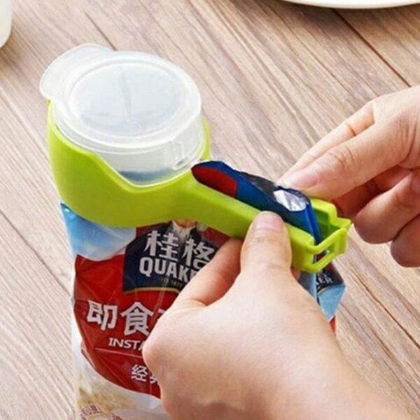 Food Bag Sealing Clip