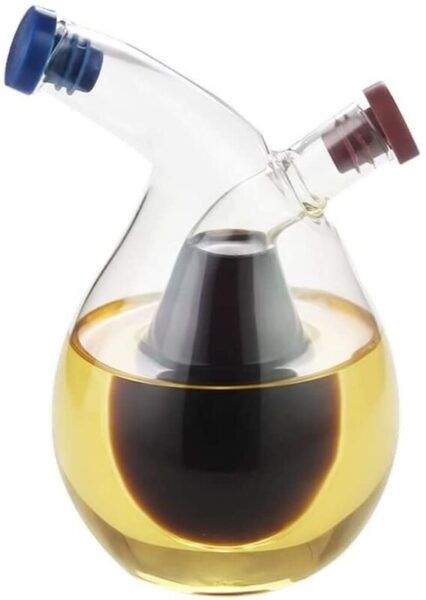Kitchen Glass Olive Oil Bottle
