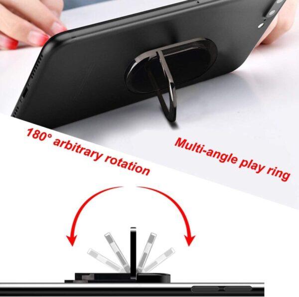 Newest Multi USB Cigarette Lighter Mobile Phone Car Magnetic Creative Holder