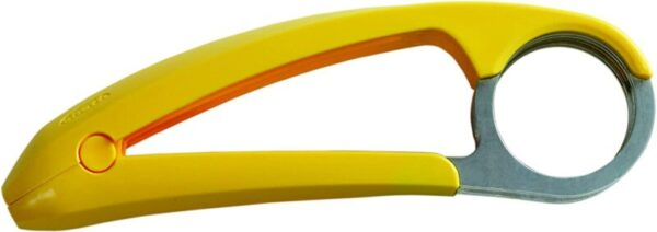 Chef'n Banana Slicer Bananza in Yellow, Stainless Steel