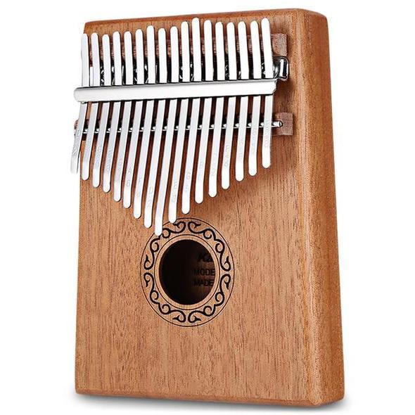 Portable Wooden Kalimba Piano
