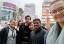 An Indian DRR takes the message of collaboration to Japan during Christmas