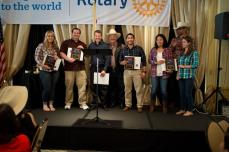 Rotaract Prez Citation - District Awards 6.25.2016