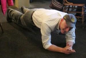 Jeff Stebbins Planks